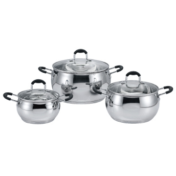 Apple Shape Casserole Stainless Steel
