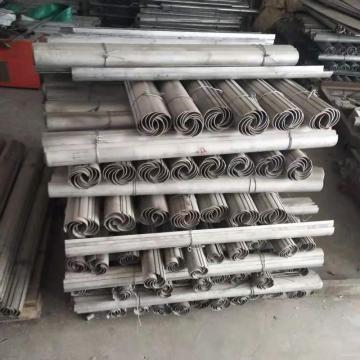 Stainless Steel Elbow Tube Erosion Shields