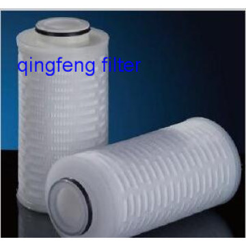 10′′Pes Pleated Filter Cartridge Water Purification