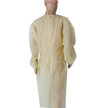 disposable pe sugical gown hospital sterile