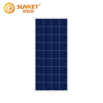Solar Poly Panel 165W compared with JA
