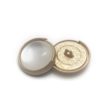 Metal buttons pearl buttons coat decoration buttons
