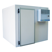 Mini Econo Freezer Room For Fruit And Vegetable