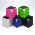 Hot Selling Wireless Portable Cube Bluetooth Speaker