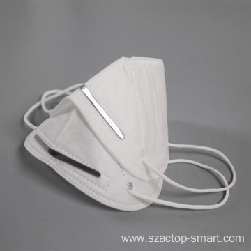Fully automatic disposable mask