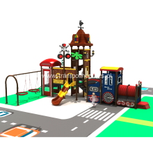 Egoalplay Children Outdoor Commercial Playground Equipment