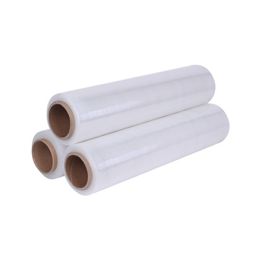 LLDPE clear plastic pallet stretch film wrap