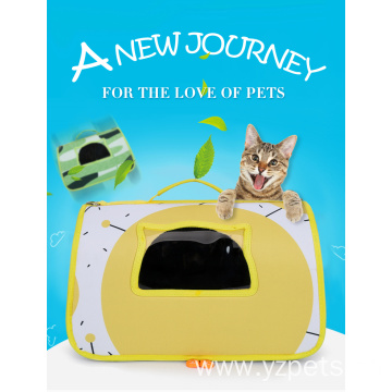 Wholesale Luxury Foldable Pet Dog Carrier Travel Bag