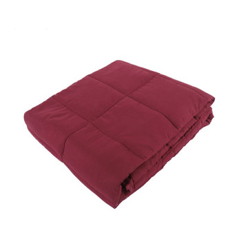 weighted blanket of high quality 10lbs 48*72""