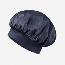 Silk Night Sleeping Bonnet Girl Cap Men Cap
