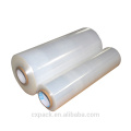 stretch film raw material roll size