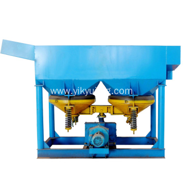 sawtooth wave jig modern heavy separation equipment