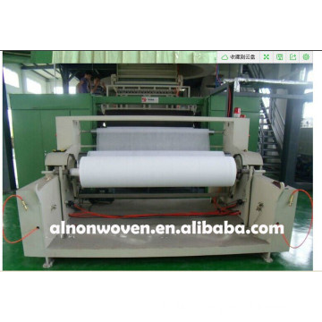 2016 Newest design AL-1600 Nonwoven Fabric Making Machine
