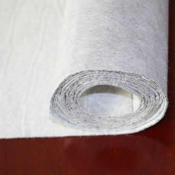Meltblown activated carbon filter cloth