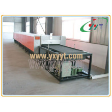 Mesh Belt Type Hot Blast Circulation Drying Line (YYT-HGX)