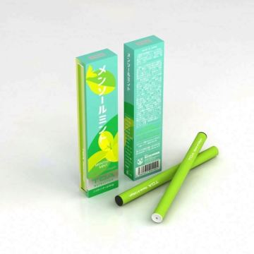 Healcier Menthol Mint Disposable Vape Pen E-Cigarette