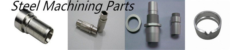 High precision cnc steel machining parts