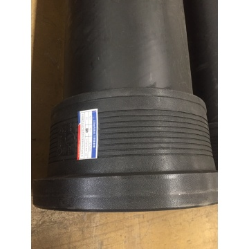 Anti Abrasive HDPE pipe OD250mm