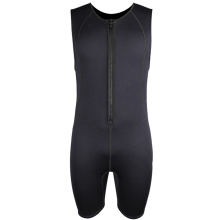 Seaskin Front Zip Short John Wetsuit 2mm