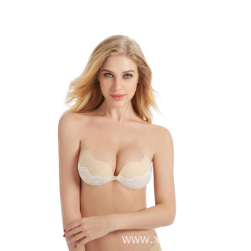 Invisible Backless Strapless Deep cleavage Mango bra