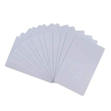 Blank Smart Chip Card Business Card Blank Card
