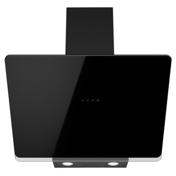 Wall-mounted Hood Amica Black Color