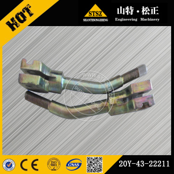 PC200-7 PC130-8 pc450-8 lever 20Y-43-22211