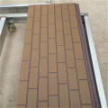 PU foam exterior wall covering panels