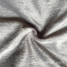 Super Soft Short Plush Fabric
