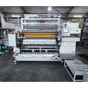 Stretch Film Plastic Wrapping Plant