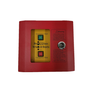 Analogue Gas Emergency StartStop Call Point