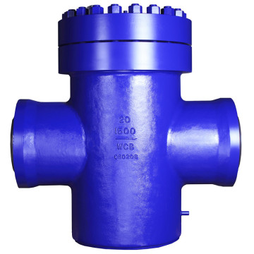 High pressure  Casted Basket Strainer