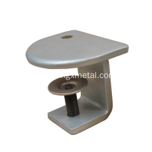 Half Round Top Glazing Office Desk Clamp