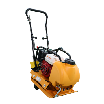 gasoline plate compactor for road construction