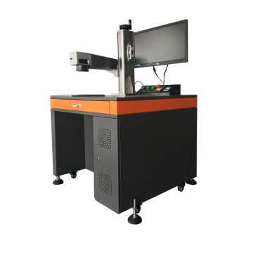 Quality assurance mini fiber security seals laser marking machine for plastic