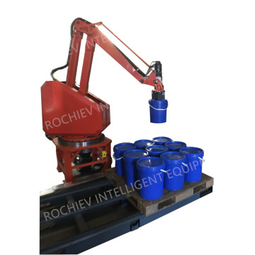 Automatic Manipulator Palletizing Robot