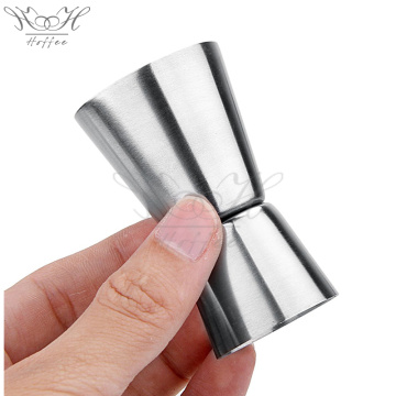 20ml/40ml Stainless Steel Double Cocktail Jigger for Bar