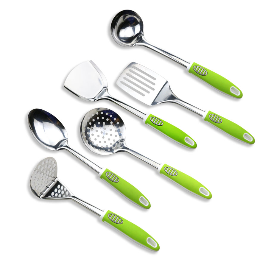 8PCS Stainless Steel Kitchen Set