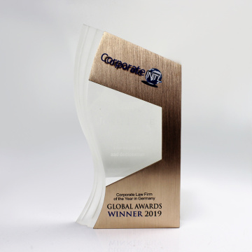 APEX CNC cutting acrylic custom sports awards awards