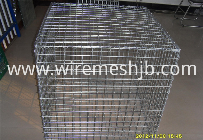 Welded Gabion Baskets