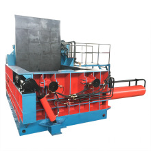 Scrap Metal Copper Aluminum Compressed Baling Machine