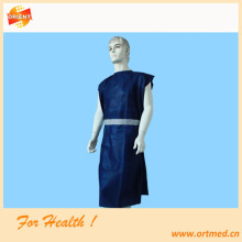 Disposable sterile surgical gown for doctor