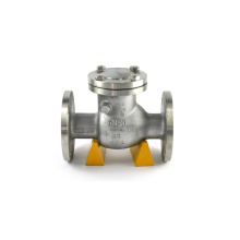 directly provide swing cf8 check valve types 6 inch for wholesale