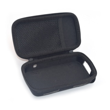 Hard Equipment Protective EVA Plastic Zipper Carry Case with holes