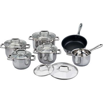 12pcs riveted cookware sets Target