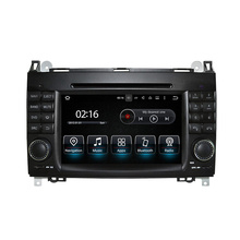 Wholesale 7inch Android System DVD Player for Benz