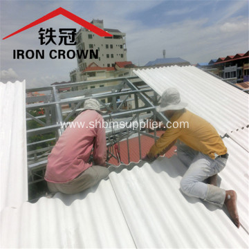 Cheap price No-asbestos Heat-insulating MgO Roof Sheets