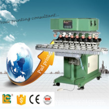 8-Colour Conveyor Belt & Ink cup Tampon Printer