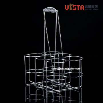 Counter Stand Beverage Soda Wire Rack Stand