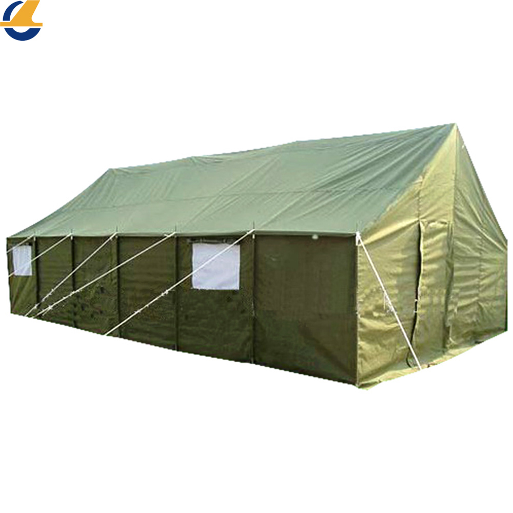 Canvas Tens for Canopy Camping